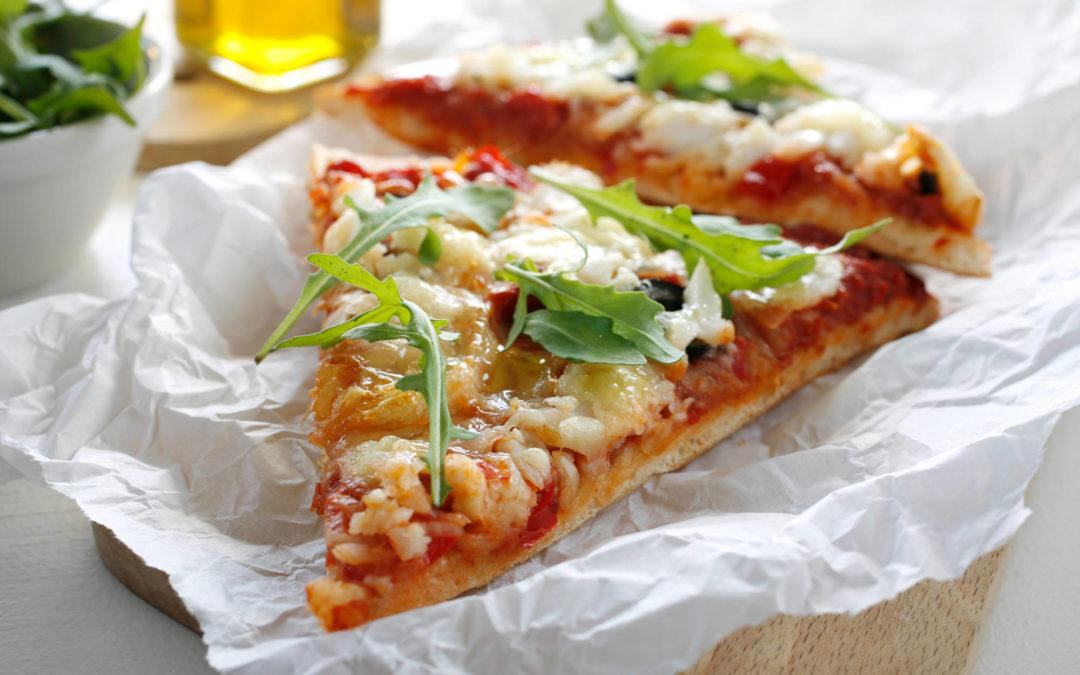 Klippfiskpizza